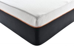 Copper-Infused, Silver-Infused, and Gel Memory Foam Mattresses